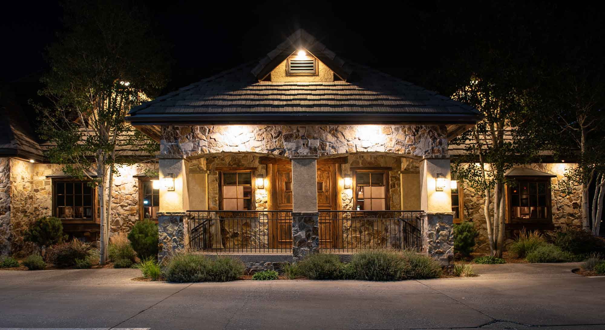 The Best Fine Dining In Montrose The Stone House